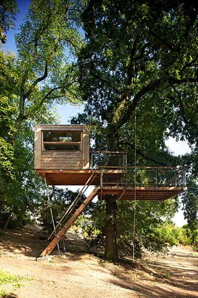 small tree house designs