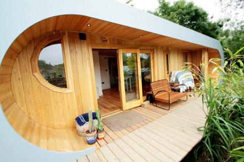 EcoPerch - a luxury 48sqm prefab cabin