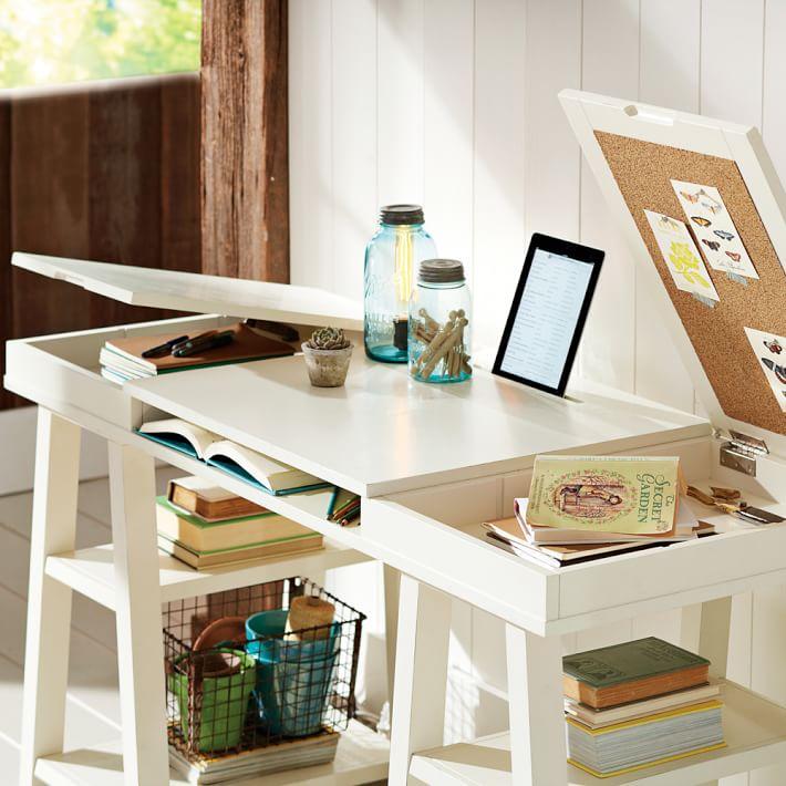 Customize It Project Trestle Desk