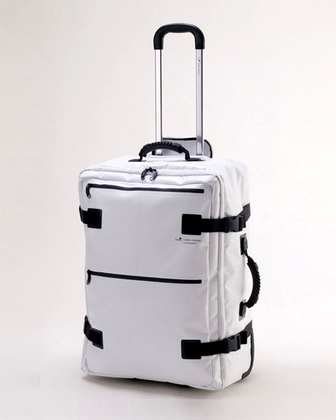trolley suitcase tarpaulin - Tarpaulin trolley: travel light