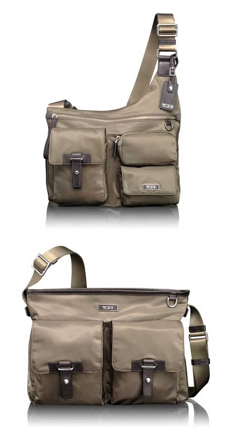 tumi messenger bag voyageur - Tumi Voyageur Bag Collection: Set & Ready To Go