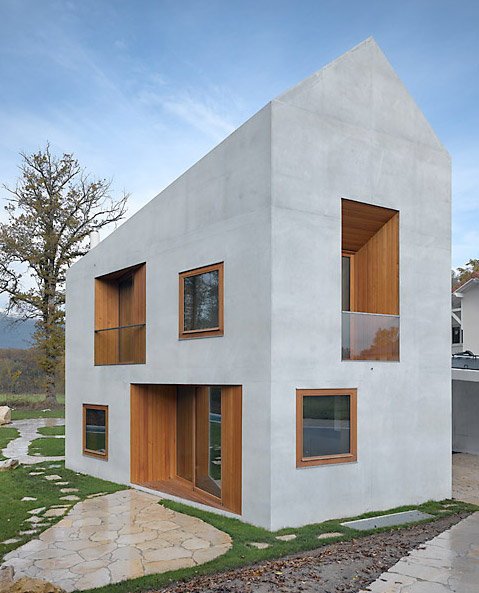 Two In One Villa: One House For Two Families