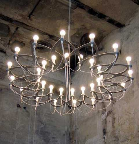 Ornametrica A Chandelier That Changes To Fit Your Mood