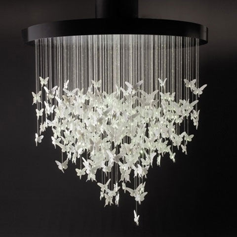 Lladro Chandeliers a forest fantasy magically ing to