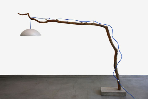 Branch Lamp Natural Beauty Resurrected Lighting