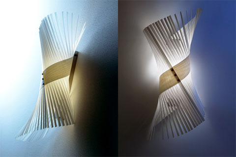 unique wall lamp mikado - Mikado Lamp Collection: Good design meets nature