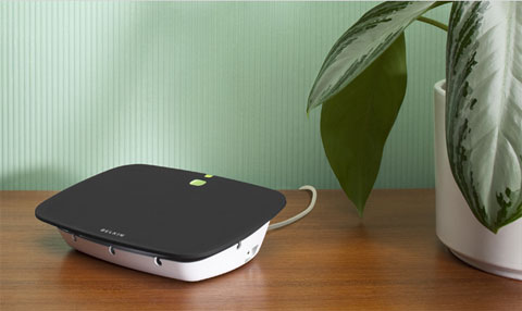 usb charging station valet1 - Conserve Valet: Smart USB Charging Station