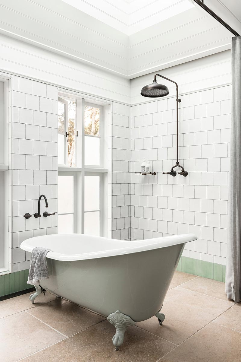 victorian cottage bath design ac - Darling Point Victorian Cottage