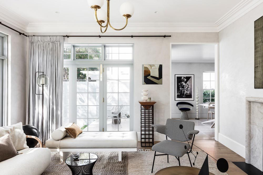 This Victorian Cottage Has Been Elegantly Redesigned In Sydney Au