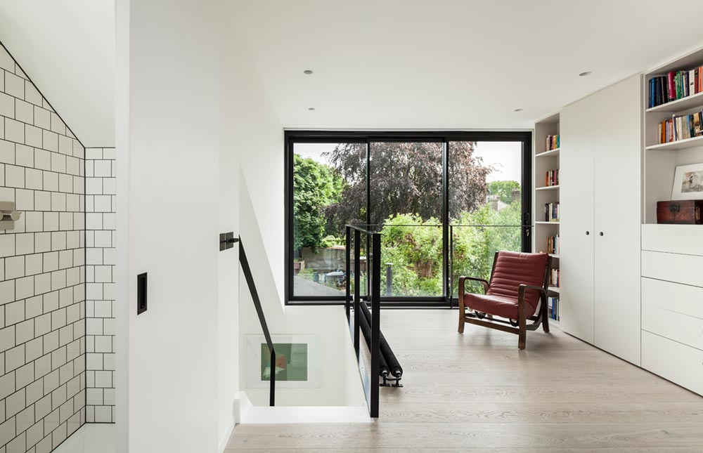 victorian house extension lounge km - Pages Lane