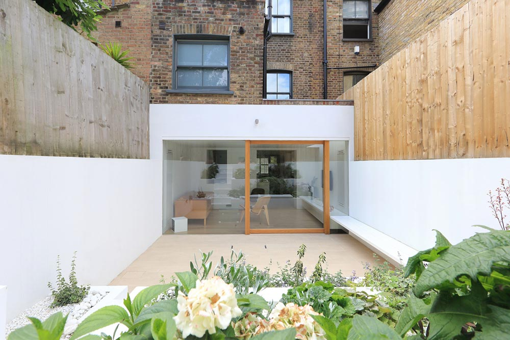victorian house extension ta - East London House Extension