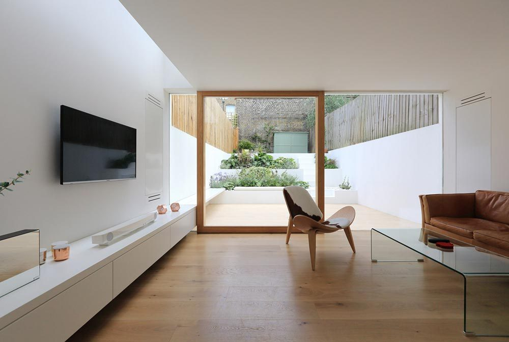 victorian house extension ta3 1000x672 - East London House Extension