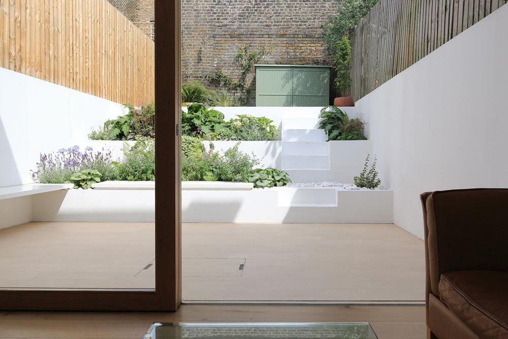 victorian house extension ta5 - East London House Extension