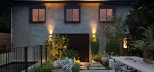 Victorian terrace house garden design