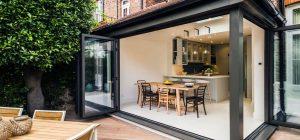 victorian townhouse kitchen extension lli 300x140 - Highgate Victorian Townhouse