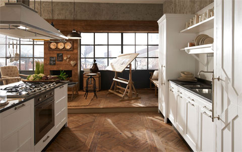 kitchen design by Marchi Group a modern outlook on
