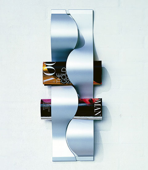 wall magazine rack wallpaper - Wallpaper Magazine Rack: a literary design statement