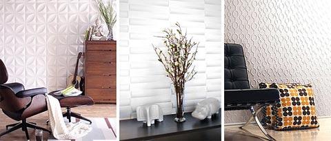 inhabit wall decor - Wall Panel Decor