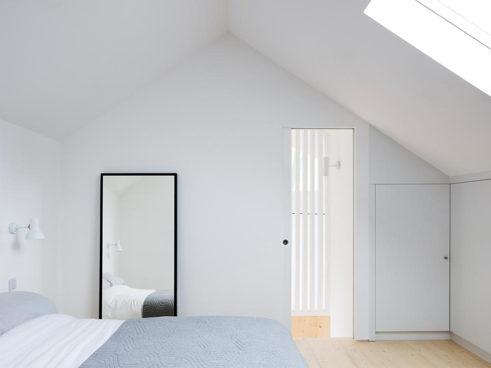 warehouse home bedroom design - Defoe Road Warehouse Conversion
