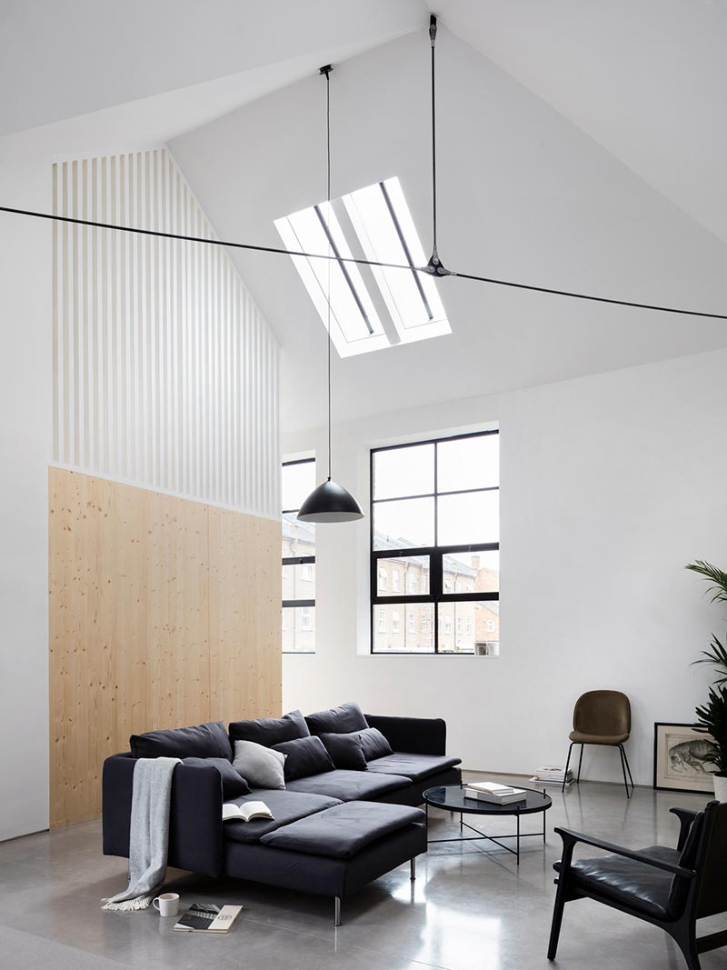 warehouse home living design - Defoe Road Warehouse Conversion
