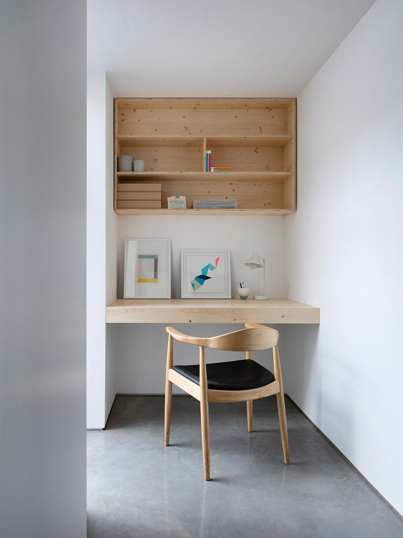 warehouse home office design - Defoe Road Warehouse Conversion