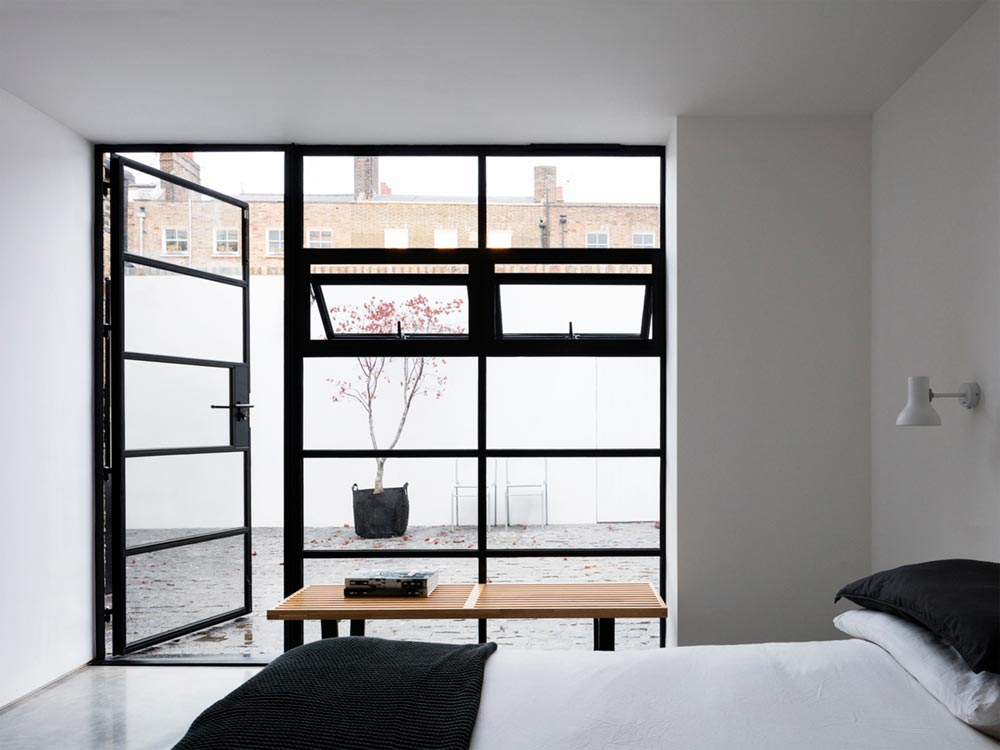 warehouse home windows design - Defoe Road Warehouse Conversion