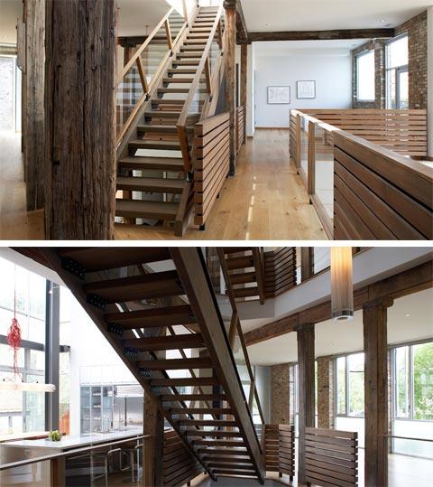 warehouse renovation leavitt4 - Leavitt Residence: modern {ware}house conversion