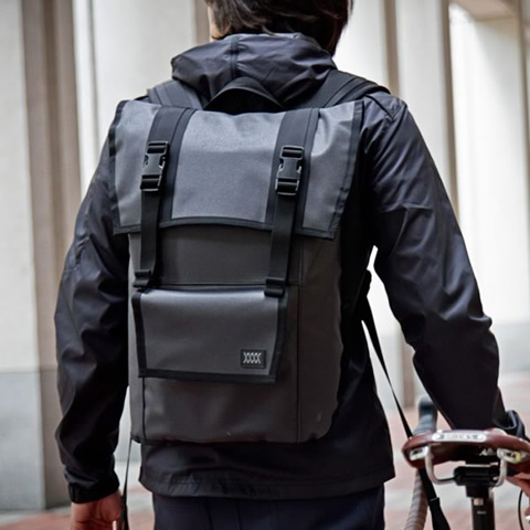 Waterproof Messenger Bag >> The Sanction Rucksack: Form and Function Combined - Bags