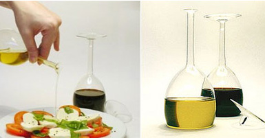 wine gift ming cruets1 - Ming Oil and Vinegar Cruets