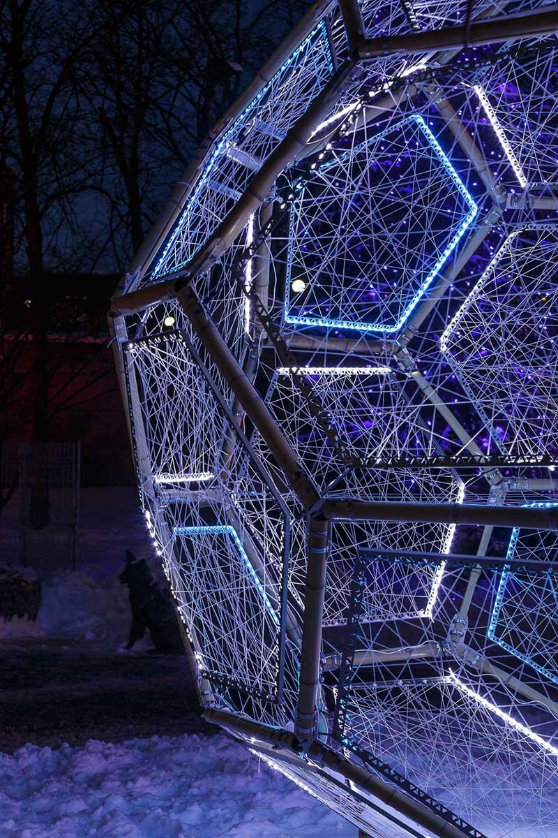 Winterlude Pavilion