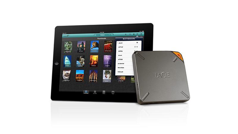 wireless storage lacie fuel - LaCie Fuel: Media, Media, and Media