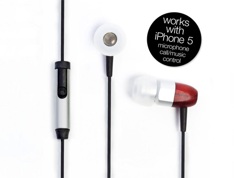 wood earphones thinksound 4 - Thinksound Wood Headphones: it all starts with the sound