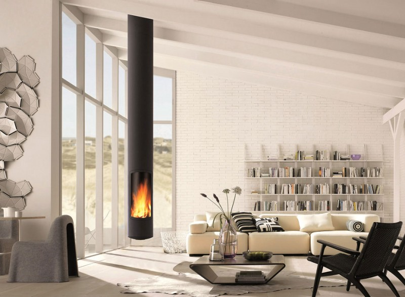 Fireplace Designs: Modern Fireplace Design Ideas