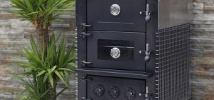 wood pizza oven ecoque 300x140 - EcoQue Artisan Oven & Smoker: For the Endless Summer Party