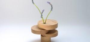 wooden vase equilibrium 300x140 - Bonsai Equilibrium Vase