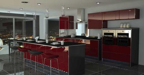 kitchen trends in 2013 - kitchen design