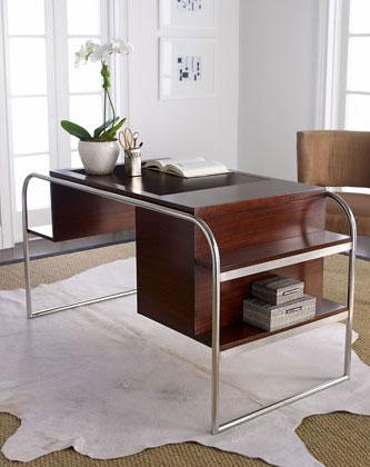 Ralph Lauren Laurel Drive Desk For Success Furniture