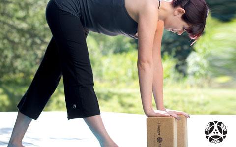yoga-block-cork